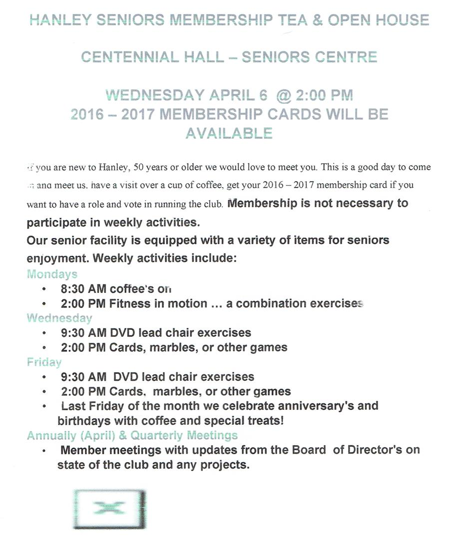 Senior Membership Tea2